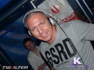 4.3.2011 Bárany Attila - Twister Club - Moldava nad Bodvou