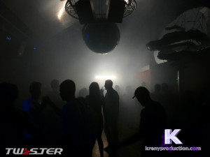 16.9.2011 DJ Shamell - Twister Club - Moldava nad Bodvou