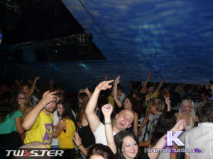 30.9.2011 Exclusive Extravaganza & DJane Jarka - Twister CLub - Moldava nad Bodvou