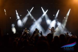 28.7.2017 Kiss Forever Band - Tanec Slnka - Dubník(Stará Turá)